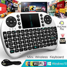 Fly Air 2.4G Mini Wireless Keyboard Touchpad Mouse for XBMC Android TV BOX PC UK
