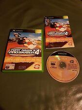 Tony Hawk's Pro Skater 4 for Microsoft Xbox PAL