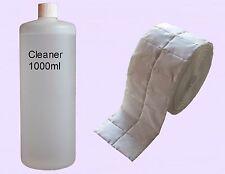 1 Liter Cleaner klar 99,9% Entfetter + 500 Zelletten