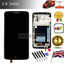LCD Display Touch Screen Digitizer LG G2 D802 Optimus Black Replacement + Tools