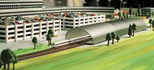 Herpa Wings Scenix Train Station Basic Set 16 Part Kit 1/500 Scale 520201