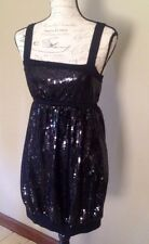 Mink pink Sequin Dress Size Small - Amazing !