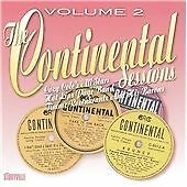 Various Artists The Continental Sessions, Vol. 2 CD