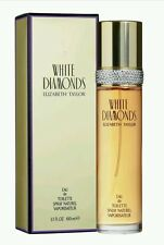 WHITE DIAMONDS by ELIZABETH TAYLOR  EDT 100mL Women's PERFUME 100% AUTHENTIC