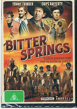 BITTER SPRINGS  DVD -     AUSTRALIAN MOVIE REGION  4 NEW AND SEALED