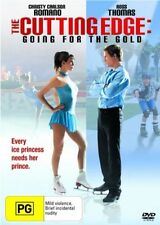 The Cutting Edge 02 (DVD, 2006) RARE ICE SKATING OOP R4 EXRENTAL CULT