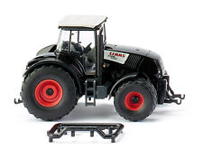 Wiking Claas Axion 850 Black 036302 HO Scale