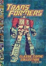 Transformers Classic Comic Collection Volume 1