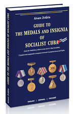 SALE!!! Cuba: Guide to the medals insignia Socialist Cuba - Cuba collectors book