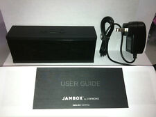 Jawbone Jambox Wireless Bluetooth Portable Stereo Speaker Black Diamond JBE01