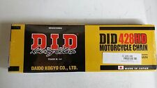 DID 428HD 134 LINK CHAIN Yamaha dt 125 r re 1991-2006