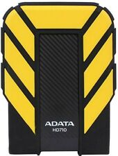 Adata DashDrive 1TB Mobile External Hard External in Yellow - USB3.0