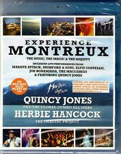 """EXPERIENCE MONTREUX""  3D 2 DISC BLU-RAY (also plays in 2D)"