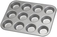 Stellar James Martin Non-Stick 12 Cup Muffin Cupcake Baking Tin Dish Tray