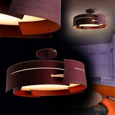 Design ceiling flush light brown floor lamp modern style glass lighting 131651