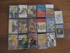 BULK  Clearance Various RETRO compilation MIX cassette Tape tapes x 17   (Lot 4)