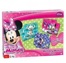 NEW DISNEY MINNIE MOUSE MEMORY MATCH GAME 36766 MATCHING