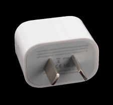 BU AU 2A Plug USB Wall Charger Power Adapter for iphone 6 Plus/6/5S/5/4/4S/ipad