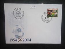 Switzerland 2004 UEFA (sg 1601) First Day Cover