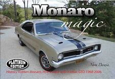 Monaro Magic: History of Holden Monaro 1968-2006 signed by Norm Darwin
