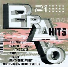 BRAVO HITS 21 - VARIOUS ARTISTS / 2 CD-SET - NEUWERTIG