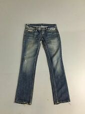 Womens Diesel 'Tapered Leg' Jeans - W30 L32 - Navy Wash - Great Condition