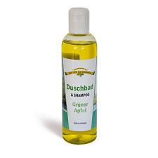 Duschbad & Shampoo Grüner Apfel 250 ml (100ml € 1,98) Duschgel