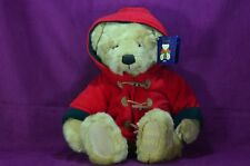 "Harrods 2003 Foot Dated 13"" Annual Christmas Teddy Bear Named William Tagged"