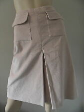 ALANNAH HILL dusty baby pink A line skirt size 8 EUC