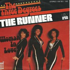 "The Three Degrees - The Runner / Woman In Love (7"" Vinyl-Single Germany 1979)"