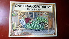 ONE DRAGON'S DREAM by Pavey, Peter PB