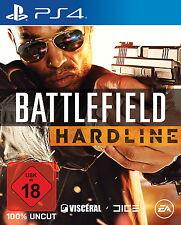 Battlefield: Hardline (Sony PlayStation 4, 2015, DVD-Box) NEU OVP