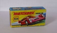 Repro Box Matchbox Superfast Nr.68 Porsche 910