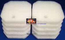 10  x  Filtervlies Filterwatte für Eheim Außen Filter 2222 - 2224 +2322