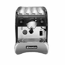 rancilio espresso machine ebay