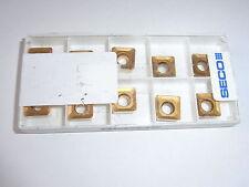 NEU 10 SECO SCET120612T-M14 T25M mit Rechnung Wendeplatten