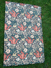 STUNNING AUTHENTIC SANDERSON WILLIAM MORRIS GOLDEN LILY FABRIC