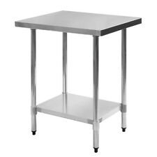 "24"" x 30"" Stainless Steel Work Prep Table Commercial Kitchen Restaurant New"