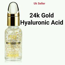 24k Gold HYALURONIC ACID the best Anti Ageing Wrinkle and Face whitening serum.