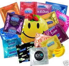 100 KONDOME DUREX & PASANTE Emotions Elite Pleasuremax Delay Select ORIGINAL !!!