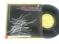 """SHELLY MANNE & HIS MEN Vol. 2 10"""" Contemporary C 2511 (US 1954)"""