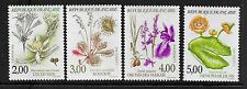 FRANCE 1992 Flowers  set of 4 MINT never hinged SG 3086 - 3089