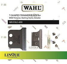 WAHL T-Shaped Trimmer Blades Blade WA1062-600 incl. oil & screws Detailer 8900