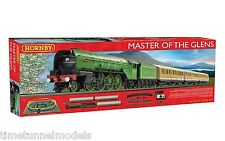 Hornby R1183 Master Of The Glens Express Train Set with Cock O The North Loco