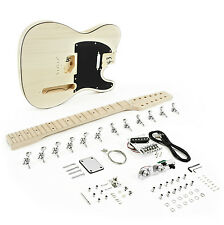New 12 String Knoxville Electric Guitar DIY Kit