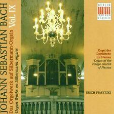 ██ ORGEL ║ J. S. BACH ║ Gottfried Silbermann-Orgel (1748) ║ Dorfkirche Nassau