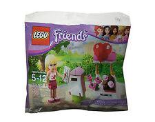 LEGO 30105 FRIENDS STEPHANIE WITH MAILBOX New/Sealed
