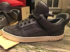 RARE Louis Vuitton Dons Kanye West Anthracite 7.5 LV  9-9.5 US Yeezy LV 350 Bape