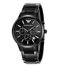 Fashion Emporio Armani AR2453 Men's Black Chronograph Watch