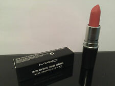 MAC Matte Lipstick - PLEASE ME (Neutral Light Pink / Peach Nude Lipstick) New
